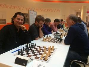 Union bei der Schachwoche im Phoenix-Center Harburg